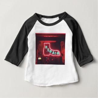 Repare Neon Sign NYC Baby T-Shirt