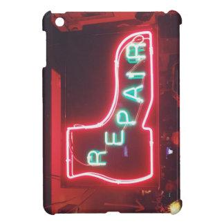 Repare Neon Sign NYC Cover For The iPad Mini