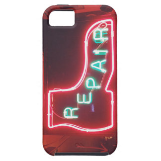 Repare Neon Sign NYC iPhone 5 Cover