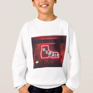 Repare Neon Sign NYC Sweatshirt