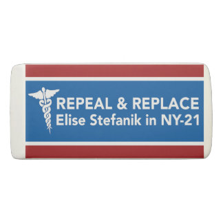 Repeal and Replace Elise Stefanik Eraser