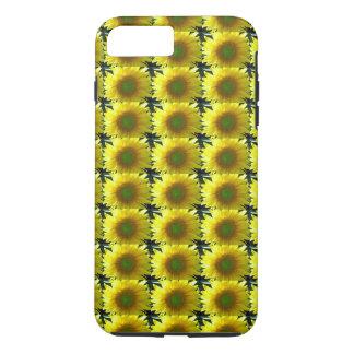Repeating Sunflowers iPhone 7 Plus Case