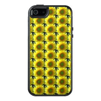 Repeating Sunflowers OtterBox iPhone 5/5s/SE Case