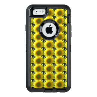 Repeating Sunflowers OtterBox iPhone 6/6s Case
