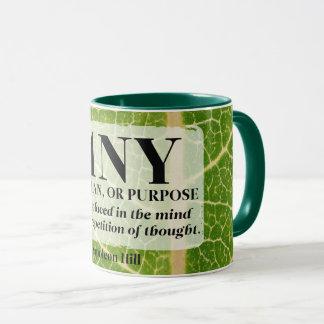 Repetition Of Thought Mug
