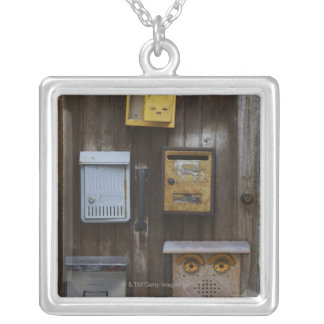 Replacement and renewal silver plated necklace