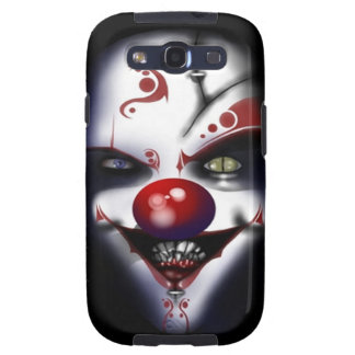 Replacement Surgeon - Evil Clown Samsung Galaxy SIII Cases