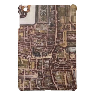 Replica city map of The Hague 1649 Cover For The iPad Mini