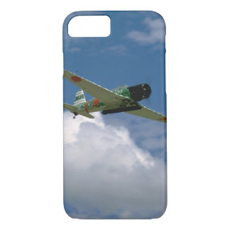Replica Japanese Torpedo Bomber,Flying_WWII Planes iPhone 7 Case