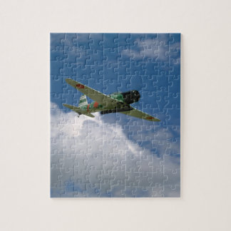Replica Japanese Torpedo Bomber,Flying_WWII Planes Puzzles