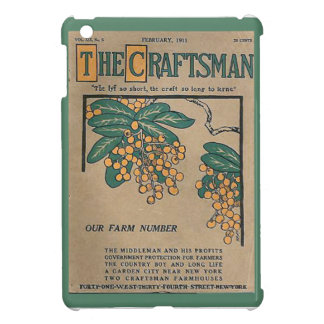 Replica Vintage image, The Craftsman, cover 1911 iPad Mini Cases