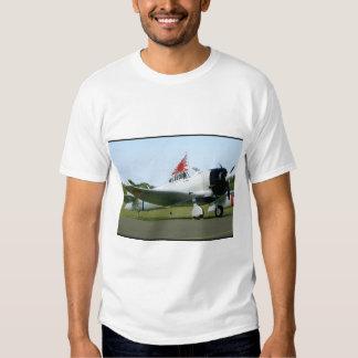Replica Zero W/ Flag_WWII Planes T Shirt