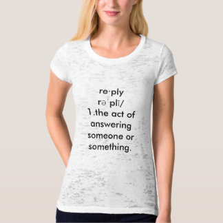 Reply All T-Shirt