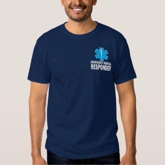 Répondeur médical de secours t shirt