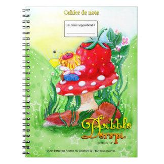 Report card ED. limited Little Derspi Lucia Notebook