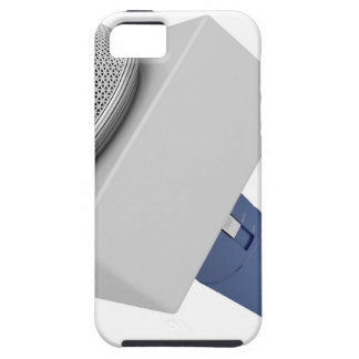 Reporter microphone iPhone 5 cover
