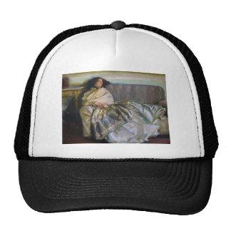Repose by John Singer Sargent Mesh Hat