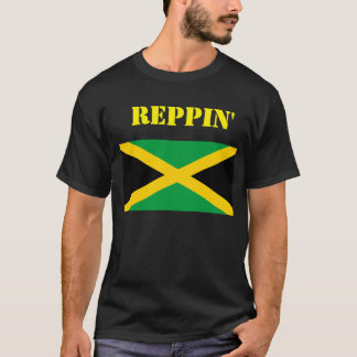 Reppin' Jamaica T-shirt