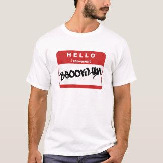 Represent Brooklyn T-Shirt