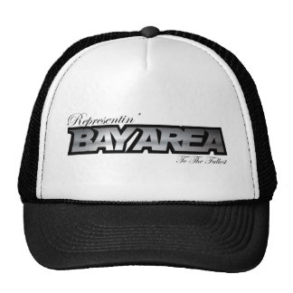 Representin' The Bay Area Trucker Hat