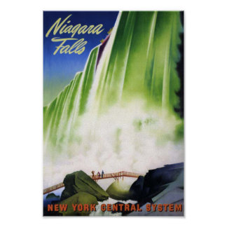 Reprint of a Vintage US Tourism Poster