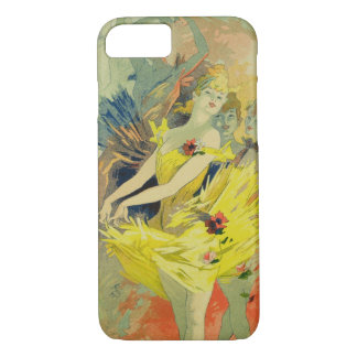Reproduction of a advertising 'Back-Stage a iPhone 7 Case