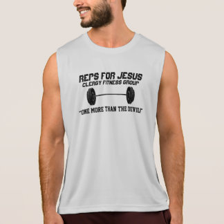 Reps for Jesus T-Shirt - Exorcise