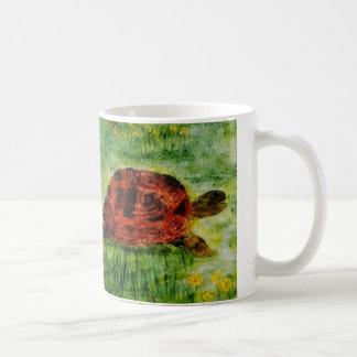 Reptile Animal Art Tortoise Coffee Mug
