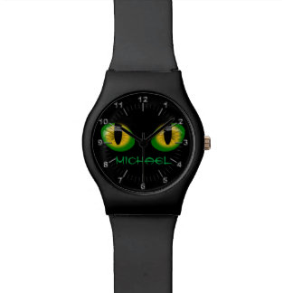 Reptile eyes watch
