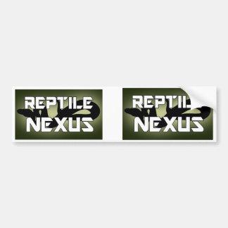Reptile Nexus Bumper Sticker