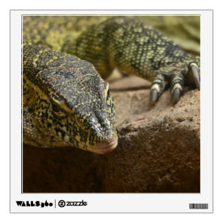 Reptile Nile Monitor Lizard Wall Decal