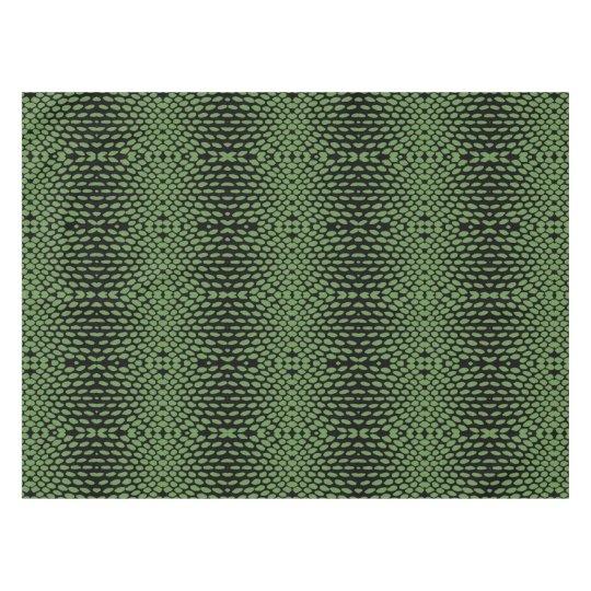 Reptile Pattern#1a Designer Tablecloth Online Sale
