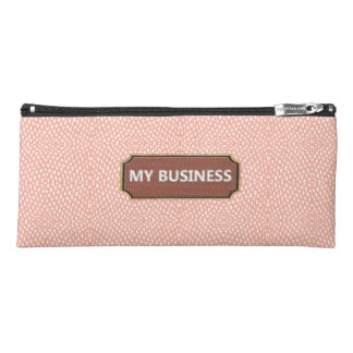 Reptile Pink My business Pencil Cases