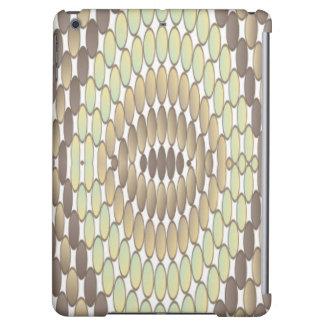 Reptile skin iPad air cases