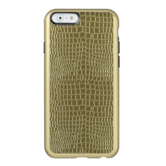 Reptile Skin iPhone 6 Feather Shine Case