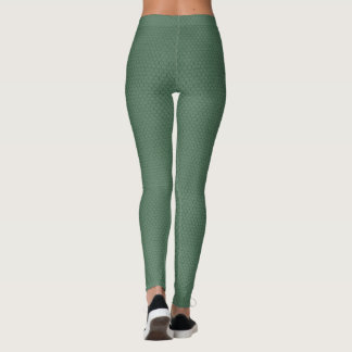 Reptile skin leggings
