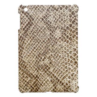 Reptile skin pattern iPad mini cover