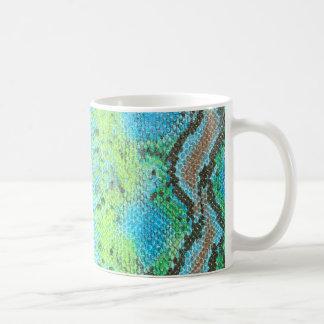 Reptile skin Snake pattern Coffee Mug