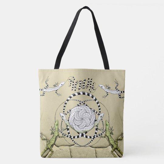 Reptile Tote Bag