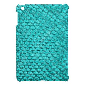 Reptile Turquoise Blue Case For The iPad Mini
