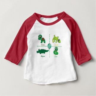 Reptiles Baby T-Shirt