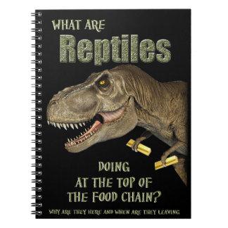 Reptilian Control Notebook