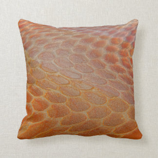 Reptilian Throw Pillow