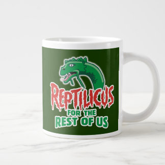 Reptilicus for the Rest of Us Large Coffee Mug
