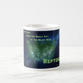 Reptoid Coffee Mug