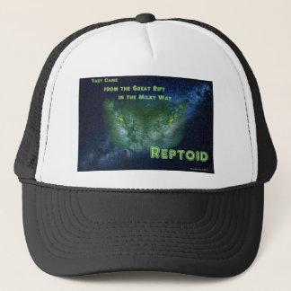 Reptoid Trucker Hat