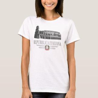 Repubblica Italiana (Colisé romain) T-shirt