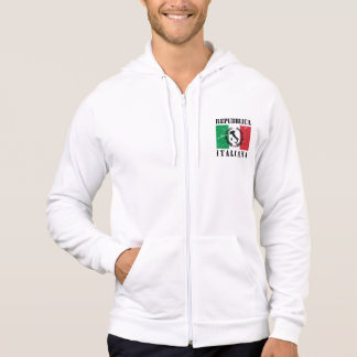 Repubblica Italiana Hoodie
