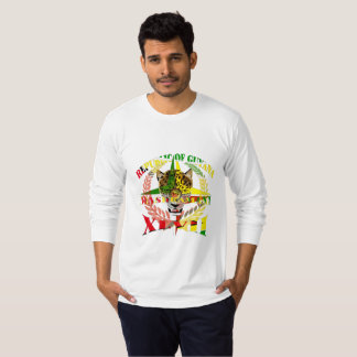 Republic Of Guyana 47th Mashramani Anniversary  Na T-Shirt