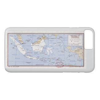 Republic of Indonesia and Portuguese Timor (1962) iPhone 8 Plus/7 Plus Case